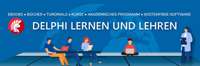 On Delphilernen.de there are numerous resources for students and their teachers.